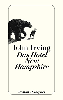 Buchcover: John Irving – Das Hotel New Hampshire