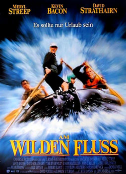 Plakatmotiv: Am wilden Fluss (1994)
