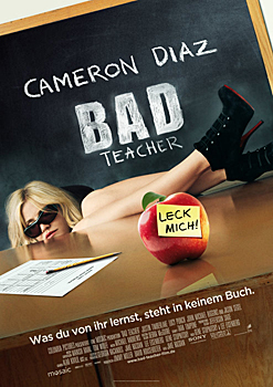 Kinoplakat: Bad Teacher
