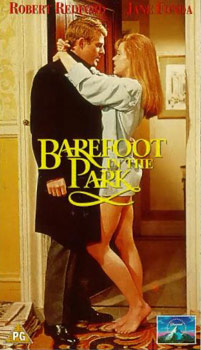 Videocover (US): Barefoot in the Park (1967)