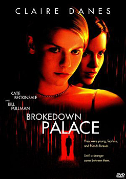 DVD-Cover: Brokedown Palace
