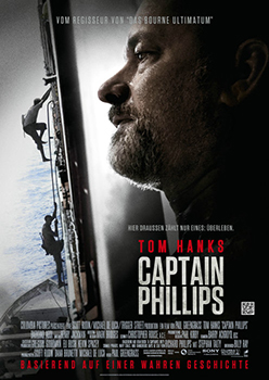 Kinoplakat: Captain Phillips
