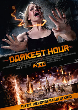 Kinoplakat: Darkest Hour