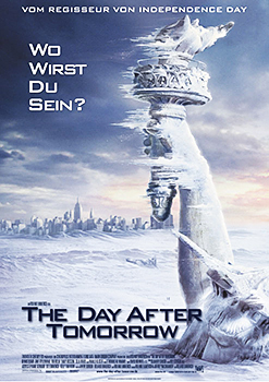 Kinoplakat: The Day after Tomorrow