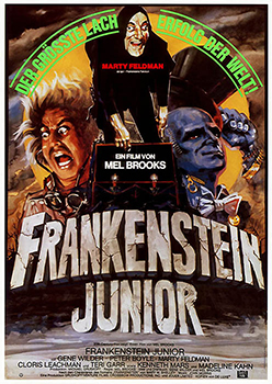 Plakatmotiv: Frankenstein Junior