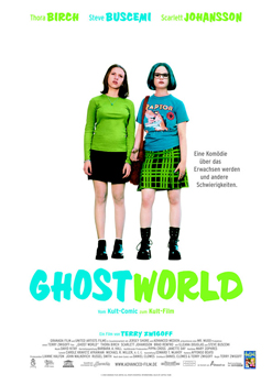 Kinoplakat: Ghost World