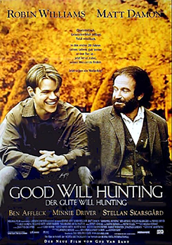 Kinoplakat: Good Will Hunting – Der gute Will Hunting