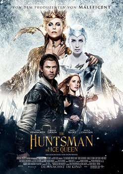 Kinoplakat: The Huntsman & The Ice Queen