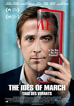 Kinoplakat: The Ides of March – Tage des Verrats
