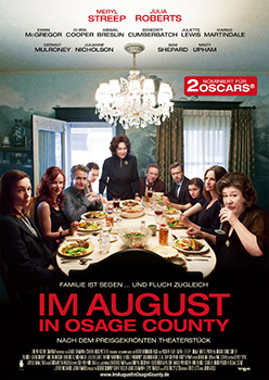 Kinoplakat: Im August in Osage County