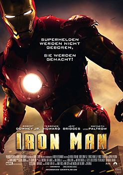 Kinoplakat: Iron Man