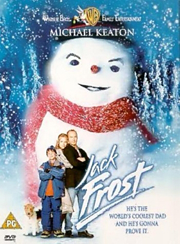DVD-Cover (US): Jack Frost