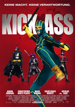 Kinoplakat: Kick-Ass