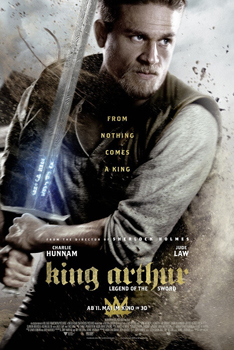 Plakatmotiv: King Arthur – Legend of the Sword