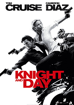 Kinoplakat: Knight and Day