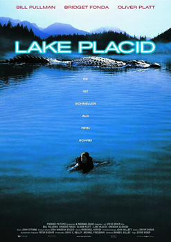 Kinoplakat: Lake Placid