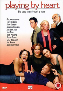 DVD-Cover (US): Playing by Heart