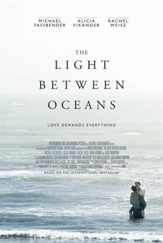 Plakatmotiv (US): Liebe zwischen den Meeren – Light between the Ocean