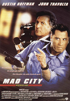Kinoplakat: Mad City