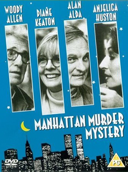 DVD-Cover (US): Manhattan Murder Mystery