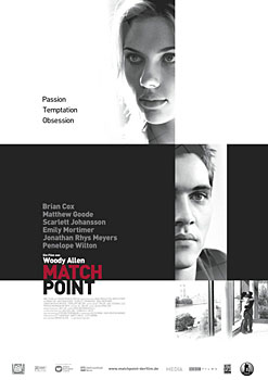 Kinoplakat: Match Point