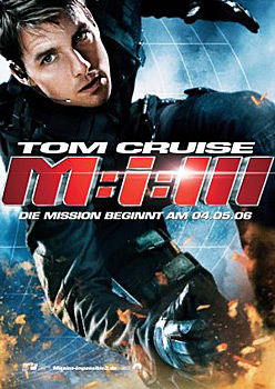 Kinoplakat: Mission Impossible III