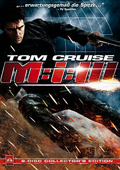 DVD-Cover: Mission Impossible III