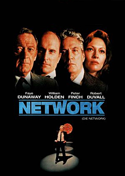 DVD-Cover: Network