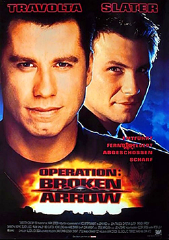Kinoplakat: Operation Broken Arrow