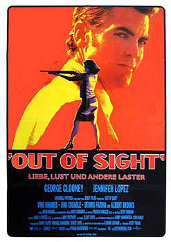 Kinoplakat: Out of Sight