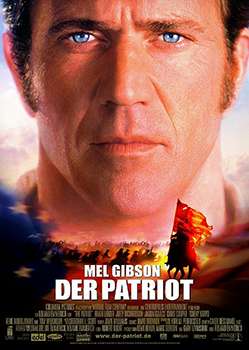 Kinoplakat: Der Patriot