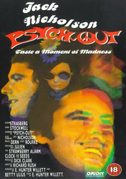 DVD-Cover (US): Psych-Out