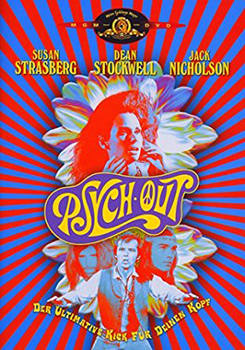 DVD-Cover: Psych-Out