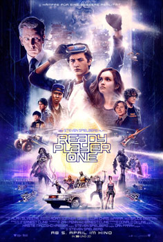 Plakatmotiv: Ready Player One (2018)