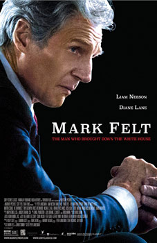Plakatmotiv (US): Mark Felt: The Man Who Brought Down the White House (2017)