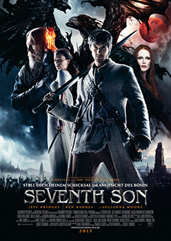 Kinoplakat: Seventh Son