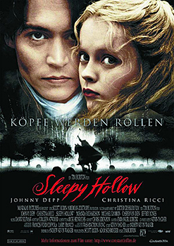 Kinoplakat: Sleepy Hollow