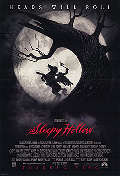 Kinoplakat (US): Sleepy Hollow