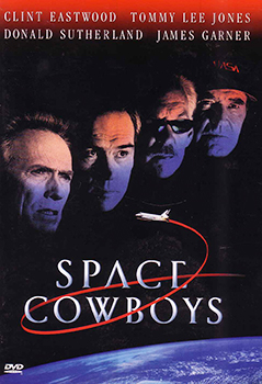 DVD-Cover: Space Cowboys