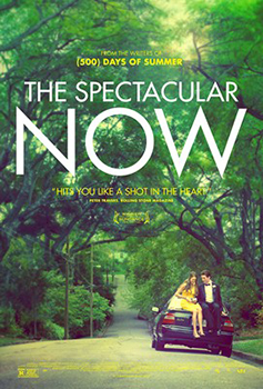 Kinoplakat (US): The Spectacular Now