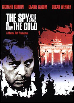 Plakatmotiv (UK): The Spy who came in from the Cold – Der Spion, der aus der Kälte kam (1965)