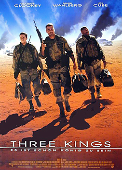 Kinoplakat: Three Kings