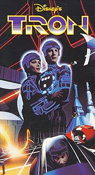 DVD-Cover: Tron