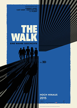 Teaserplakat: The Walk