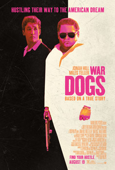 Plakatmotiv (US): War Dogs