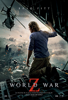 Kinoplakat: World War Z