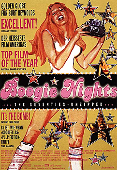 Kinoplakat: Boogie Nights