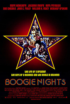 Kinoplakat (US): Boogie Nights