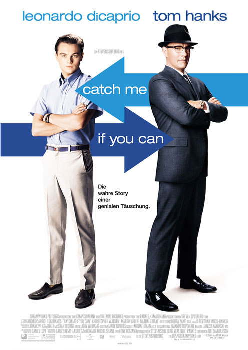 Plakatmotiv: Catch Me If You Can (2002)