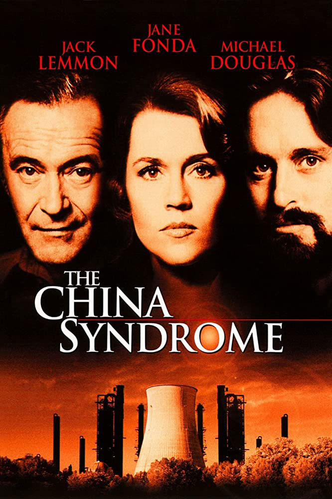 Videocover (US): The China Syndrom (1979)
